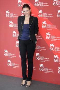 GIULIA MARLETTA PHOTO CALL  – PRESS CONFERENCE
